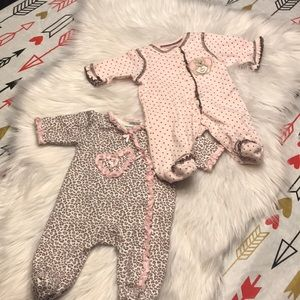 Other - Two pink Outfits  size preemie